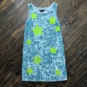 Gap Kids Sequin Star Dress